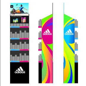 Exhibidor Adidas - Get Ready - FINAL 2