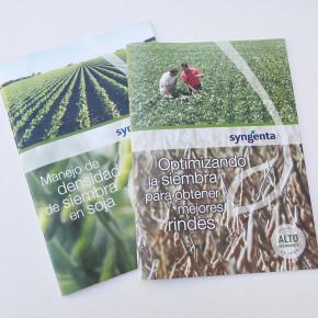 Manuales Syngenta para la siembra de soja