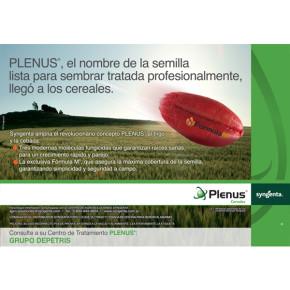 Lanzamiento de PLENUS Cereales